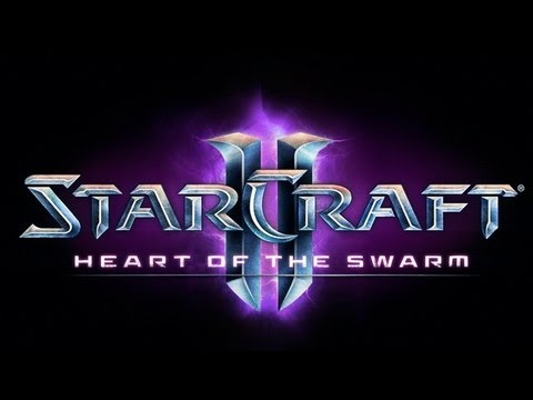 StarCraft 2: Heart of the Swarm - New Unit Reveal