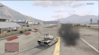 GTA 5 Rhino Army Tank Tutorial: How To Get RHINO TANK FOR