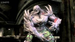 Injustice Gods Among US Gameplay Superman Vs DOOMSDAY