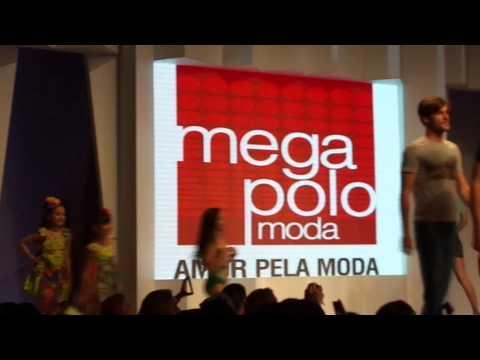 Mega Polo   Encerramento   Giovanna Scarpin com Malvino Salvador