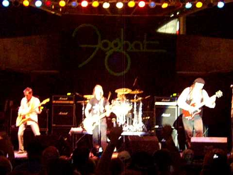 Foghat, Slowride Live at the Harley Davison 105th anniversary