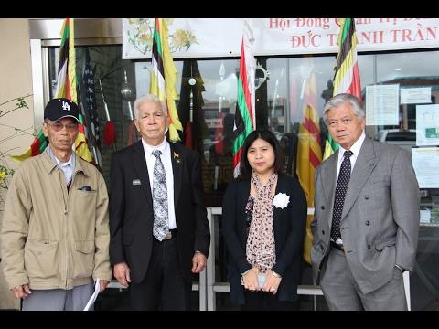 Nam California Biểu Tình Ngày 4 Tháng 3 Năm 2017 Ủng Hộ Phong Trào Tập Hợp Quốc Dân Việt