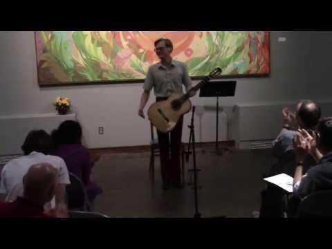 Galen Michel: Classical Guitar - Senior Recital (Part 2/2)