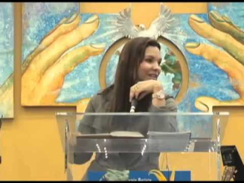 Mulher Samaritana - Heloisa Rosa  -  Mensagem Completa
