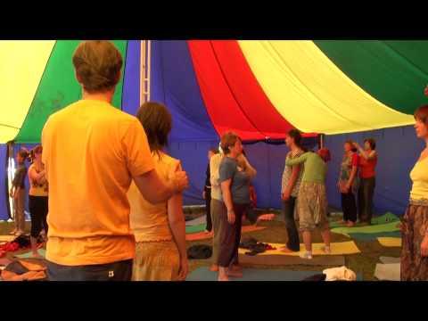 Телесные практики (2-е занятие). Ярослав Панькив