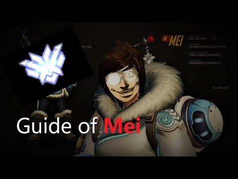 [Overwatch]Guide of Mei Part.1