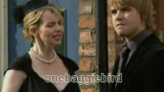 Coronation Street Frankie & Jamie (First Kiss)