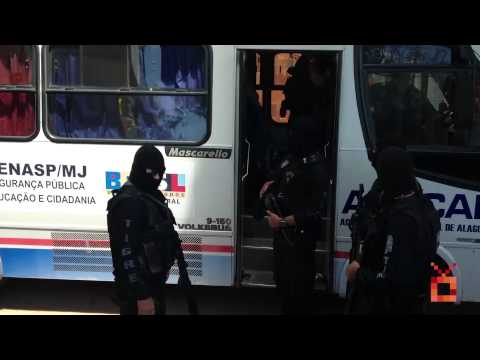 Vereadores de Santana do Ipanema são presos