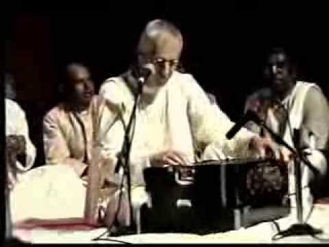 His Grace Vaiyasaki Prabhu In Mauritius for Iskcon Silver Jubilee 2000 part 3