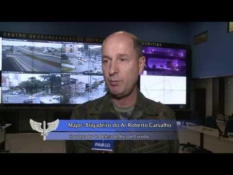 COPA 2014 - Operação Araucária reúne 3 mil militares em Curitiba