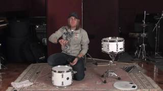 How To Tune A Tom Tom Drum