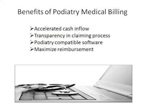 Podiatry Medical Billing Florida
