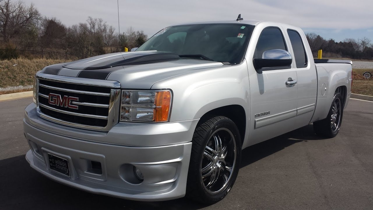 Sold Southern Comfort 2012 Gmc Sierra 1500 Ext Cab 4x2