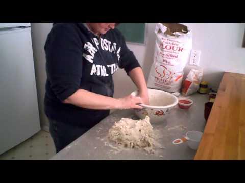 Becky's Baking Lesson