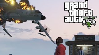 GTA 5 Online Lui's Logic Vs The Angriest GTA Player