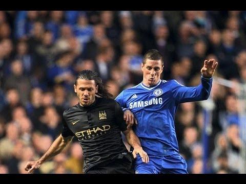Martín Demichelis vs Chelsea F.C. (A) 13/14 PL By ChequeredCrown