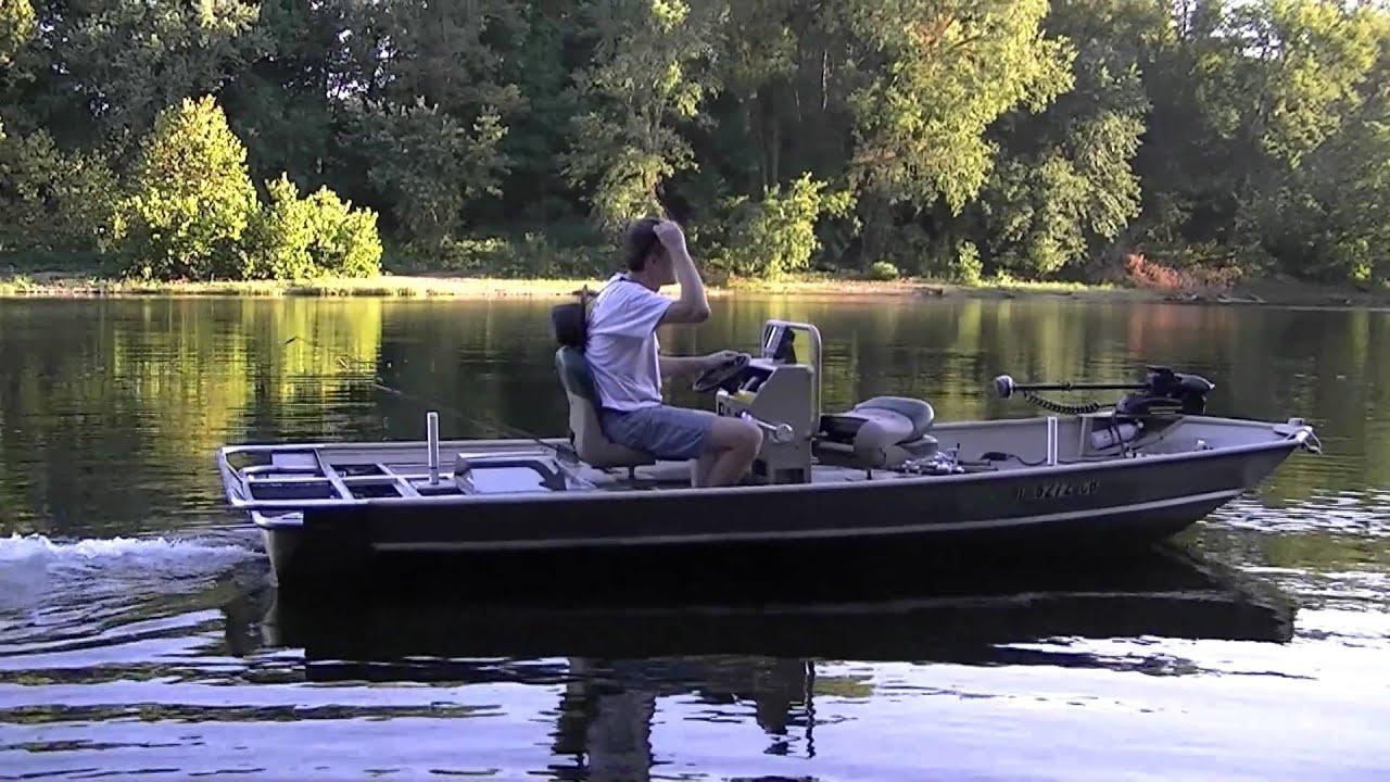 Jamie S Seadoo Powered Bass Boat 9 13 10 Pt 2 Jet Ski Jon