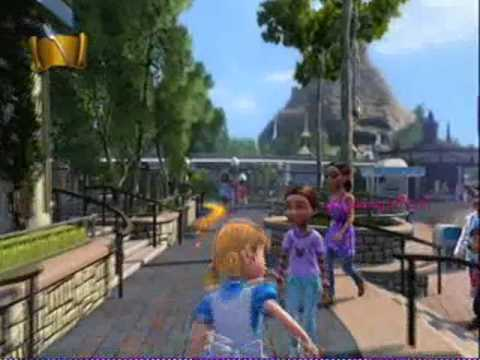 Kinect Disneyland Adventures Xbox 360 Playthrough Part 60