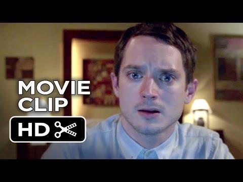 Open Windows Movie CLIP - Can You Keep A Secret? (2014) - Elijah Wood Thriller HD