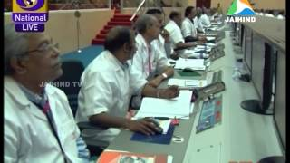 ISRO Launched Mangalyan Satellite From Sriharikota