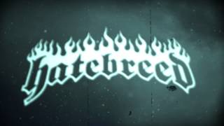HATEBREED - Dead Man Breathing (LYRIC VIDEO)