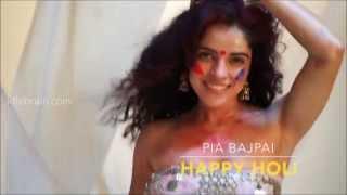 Piaa Bajpai's Holi 2015 Video