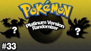 Let's Play Pokemon Platinum Randomizer Part 33 - Back To Galactic HQ