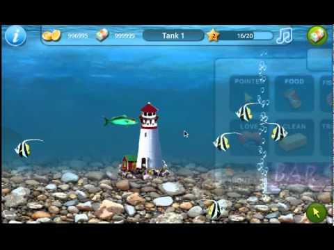 Аквариум на андроид скачать бесплатно игра аквариум