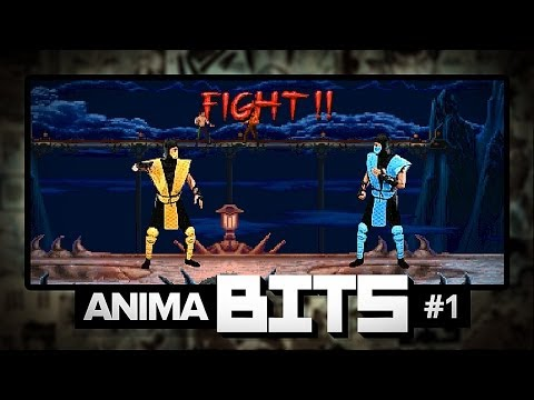Mortal Kombat da Vida Real - animaBITS