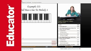 """Creating Melodies"" 