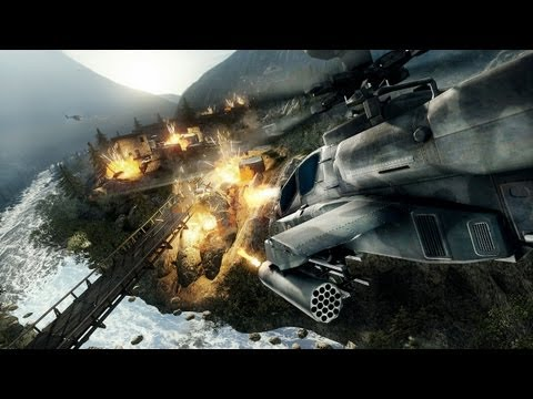 MOH Warfighter - trailer de lancement | Officiel HD