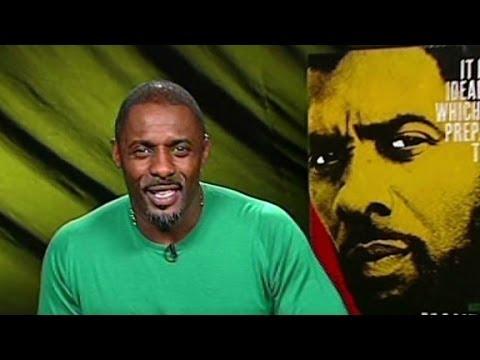 Idris Elba on preparing for Mandela, and James Bond rumors