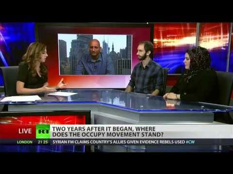 Occupiers reflect on 2-year-anniversary of OWS