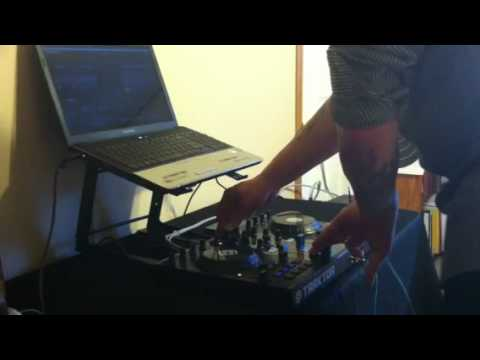 Kontrol S2 dubstep effects