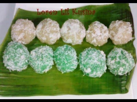 Pichi- Pichi Recipe a Filipino dessert