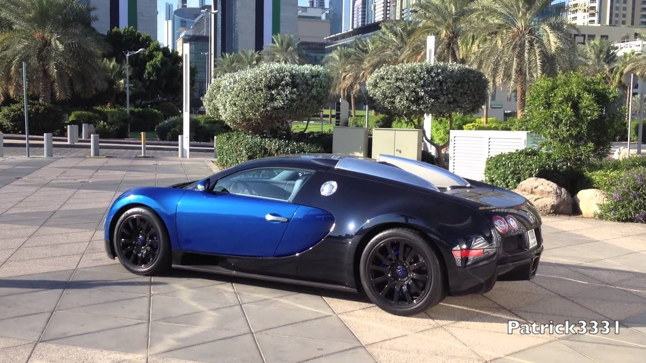 bugatti veyron 16 4 with dubai landmarks burj khalifa. Black Bedroom Furniture Sets. Home Design Ideas