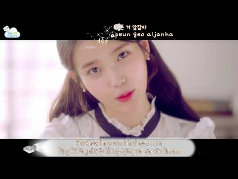 [VIETSUB + KARA + Lyrics] Ending Scene(이런  엔딩) - IU(아이유)