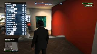 GTA 5 Online: 1.08 $1.2 Billion MODDED Lobby Non JTag