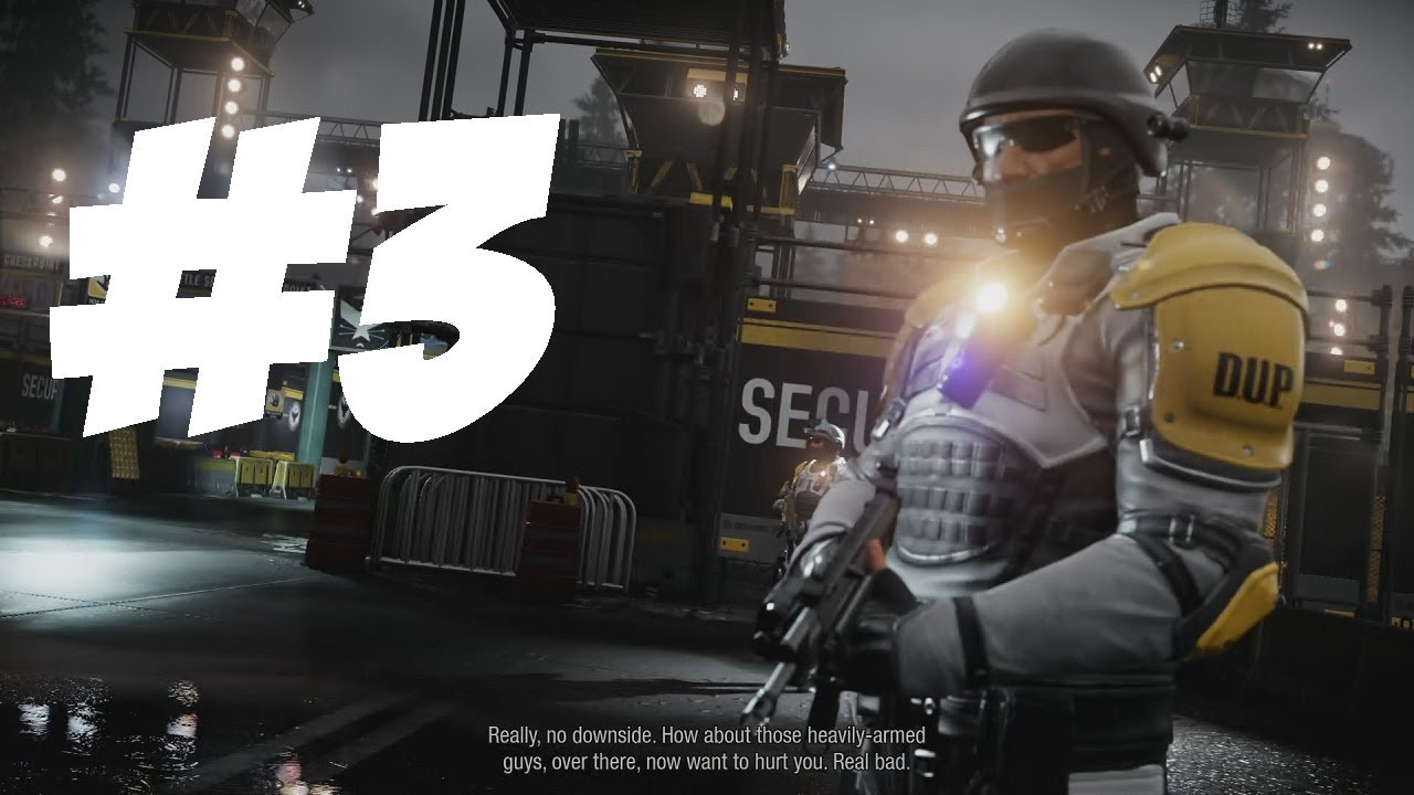 Infamous: Second Son Gameplay Walkthrough #3 [ARABIC ...