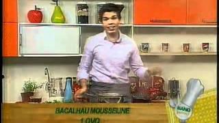 BAND GOURMET BACALHAU MOUSSELINE DE ALHO E BATATA 1.mpg