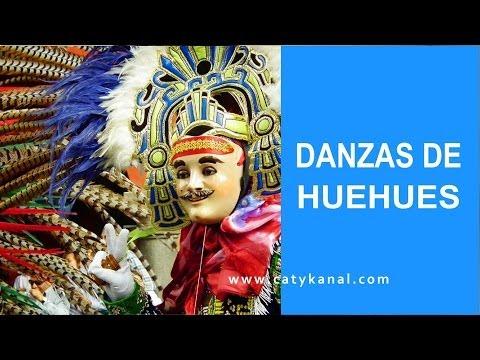 Huehues en el carnaval de Tlaxcala