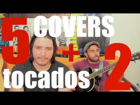 5 Covers más tocados II