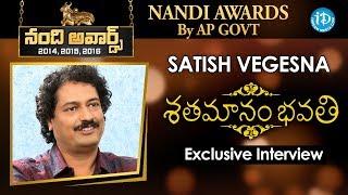 Shatamanam Bhavati Director Satish Vegesna Full Interview