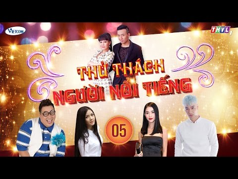 Thử Thách Người Nổi Tiếng (Get Your Act Together) | Tập 5 | THVL1 | Official.