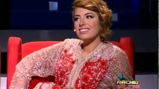الإذاعية قدس جندل تحاور زوجها ياسين أحجام وتحرجه في بلاطو رشيد شو | قنوات أخرى