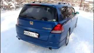 Honda Odyssey RB