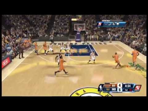 NBA 2k14 Online Match | 30 Teams in 30 Days- Day 19 | Indiana Pacers