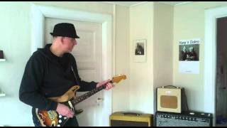 Stevie Ray Vaughan #1 Stratocaster. Heavy Relic . Diy Project Flukz view on youtube.com tube online.