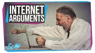 Why You Can't Win an Internet Argument
