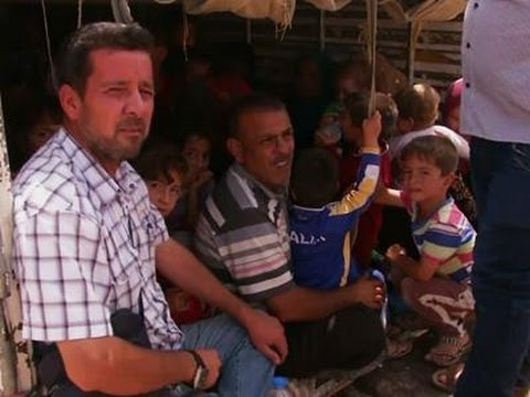 UN: 300,000 New Refugees in Iraq This Week